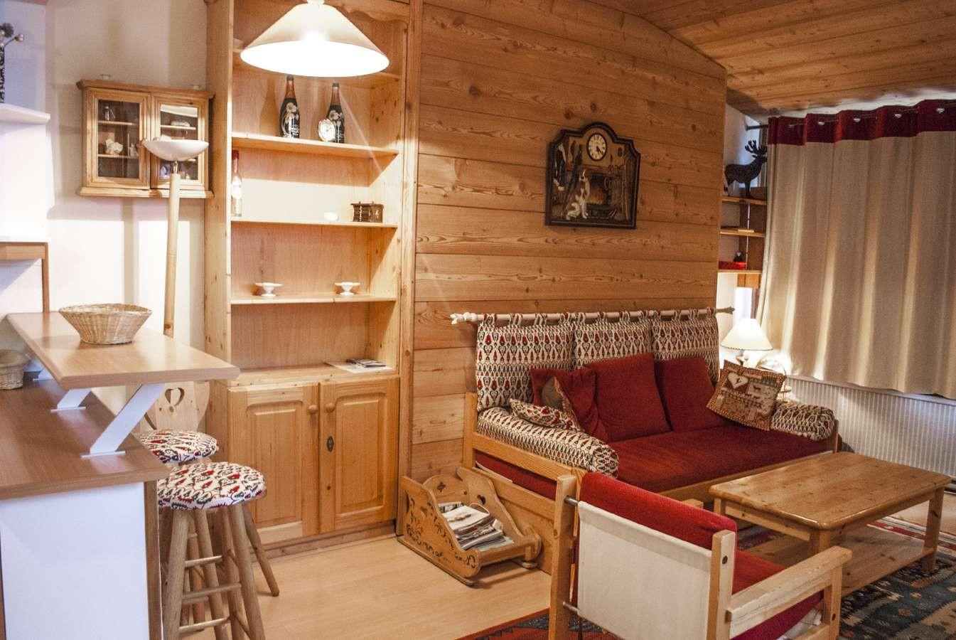 tignes val claret tignes location vacances appartement 4 pi ces 890 r f cga85. Black Bedroom Furniture Sets. Home Design Ideas